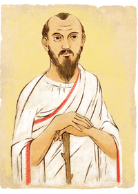 the previous character of paul saul the persecutor Saul the persecutor would soon become paul the preacher - ga 1:22-24 b paul attributed it to the grace and mercy of god - 1co 15:9-10 1ti 1:12-14 2 every aspect of paul's life prior to his conversion prepared him for the task the lord would give him.
